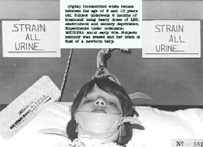 CIA MK-Ultra Mind Control - Victims, the story, the History